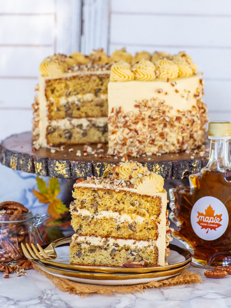 maple from canada maple syrup cake recipe