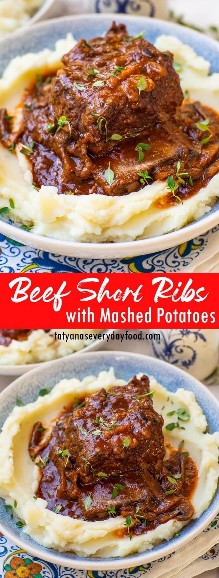 Braised Beef Short Ribs video recipe