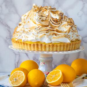 extra tall lemon meringue pie recipe with meyer lemons