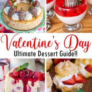 Valentine's Day Dessert Guide